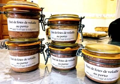 IMG 5990 - Mousse de foies de volailles au Porto