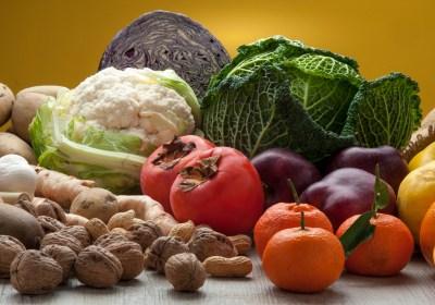 cover décembre - Dossier : Fruits et légumes de saison au mois de décembre