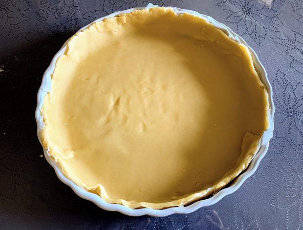 IMG 7466 620x471 - Tarte amandes - griottes (ou autres fruits juteux ou congelés)