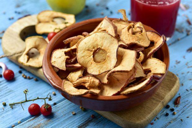 pommes seches - Index recettes déshydrateur