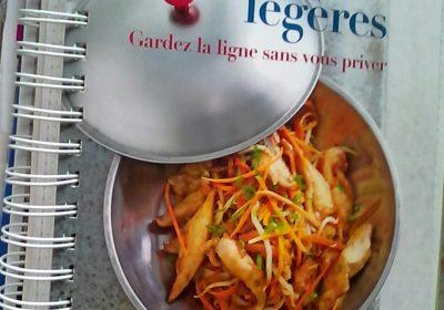 300 recettes 1 scaled - 300 recettes légères : Gardez la ligne sans vous priver - Solveig Darrigo