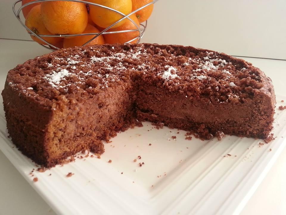 gateau moelleux choco noisette ou sahne krummel torte nathalieg recette cuisine companion
