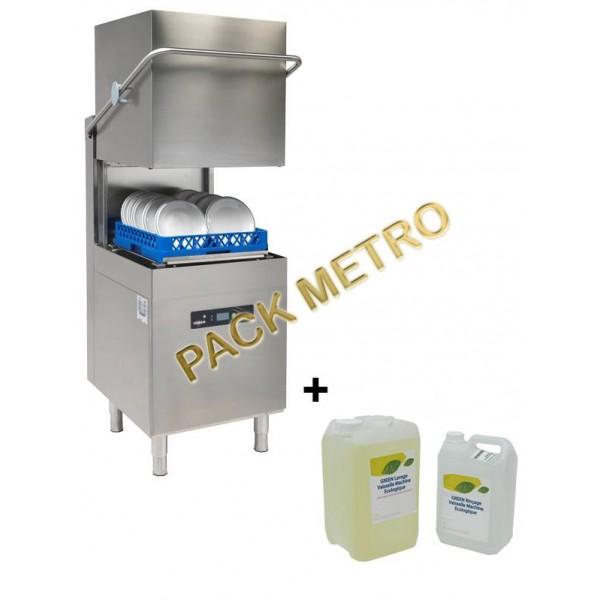 Lave Vaisselle Professionnel A Capot Pack Metro