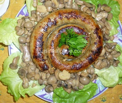 Dolma Masran (tajine de boyaux de mouton)