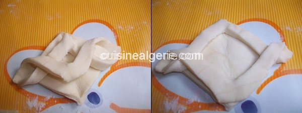 Tartelettes feuilletées à la crème pâtissière et pommes caramélisées