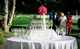 Matt and Brooke Reid Wedding | Photography Marc Monforton | Cuisine & Company