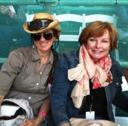 cloverdale rodeo 2015 with mayor linda hepner1web