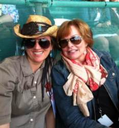 cloverdale rodeo 2015 with mayor linda hepnerwb