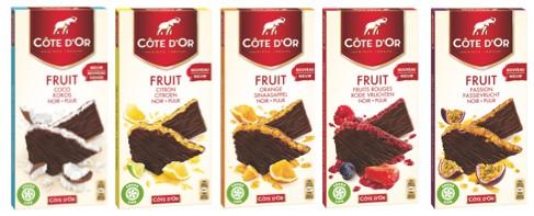 Côte d'or fruit, Concours express