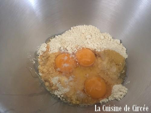 Cake Au Epinard Chevre