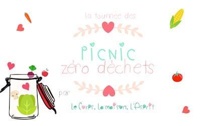 Le Picnic Zéro Déchet de Montpellier