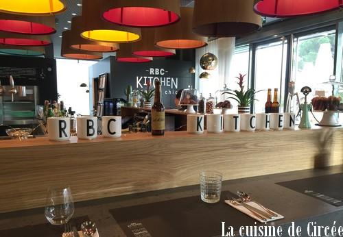 Mon cours de cuisine chez RBC Kitchen