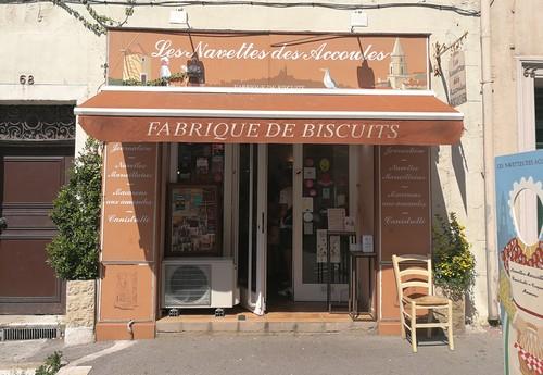 Les navettes des Accoules, la biscuiterie à découvrir à Marseille