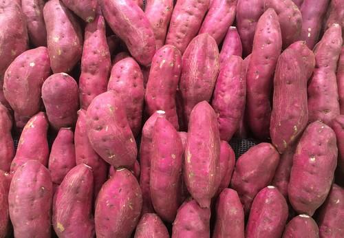 La patate douce – Légume du dimanche 12/11/2017