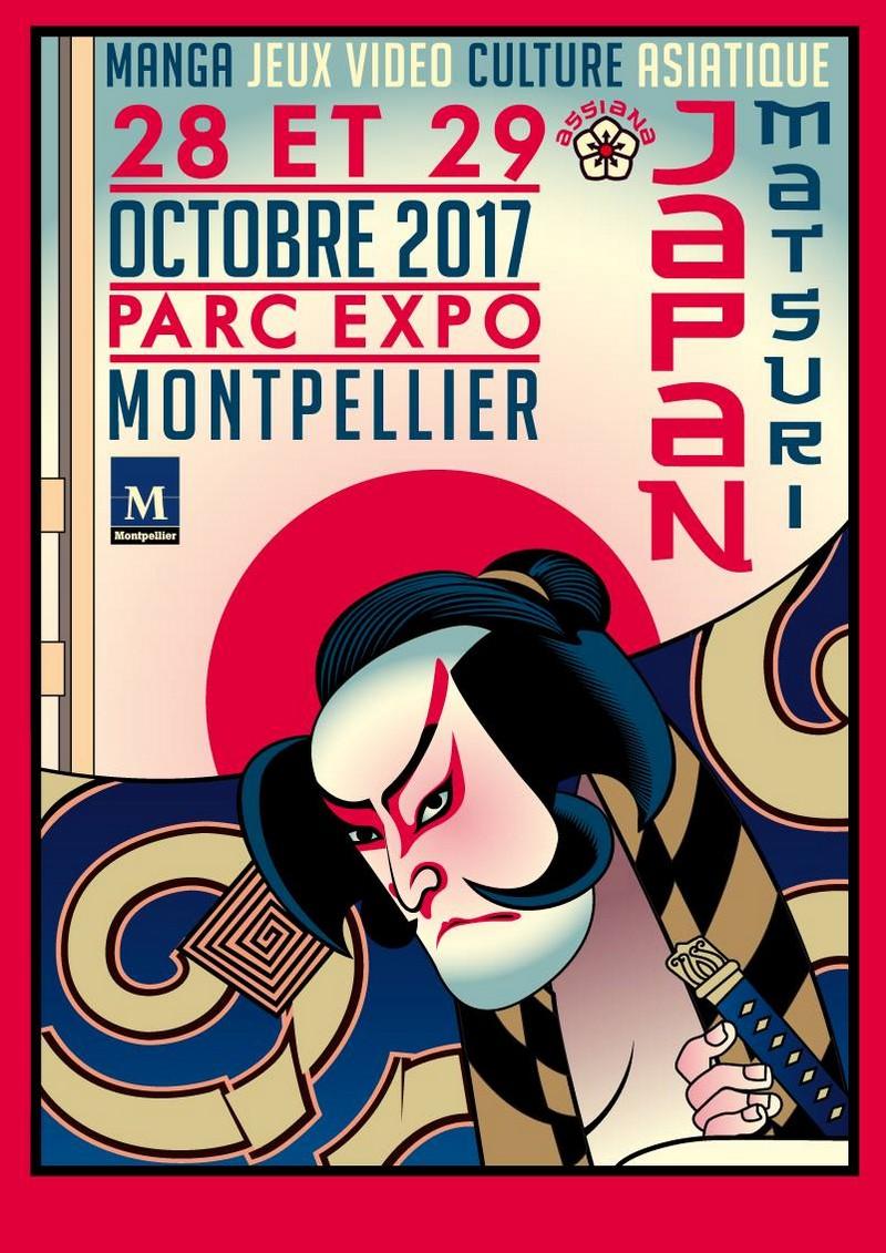 Ma Japan Matsuri 2017 à Montpellier