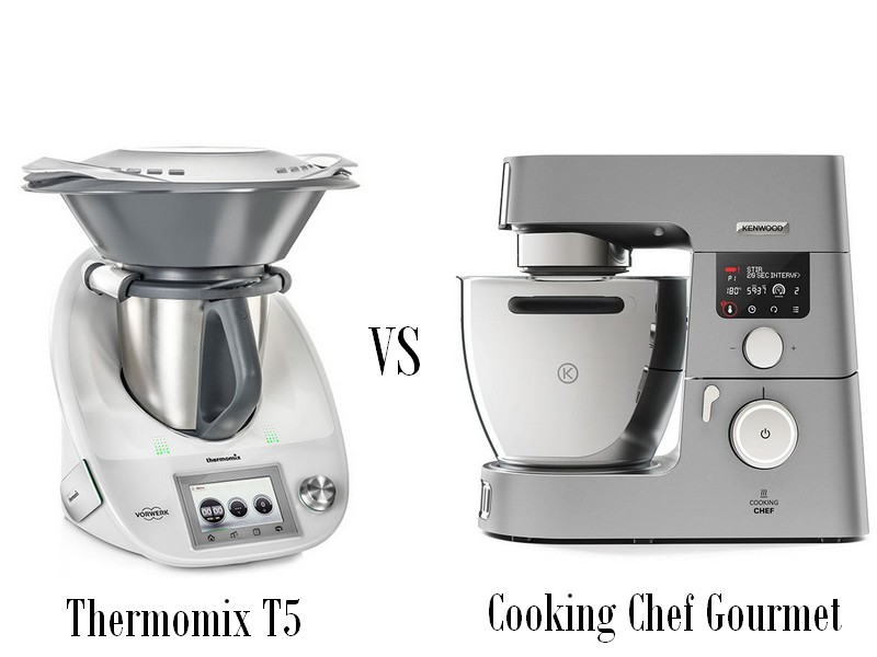 match thermomix contre cooking chef gourmet la cuisine. Black Bedroom Furniture Sets. Home Design Ideas