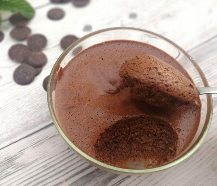 Mousse au chocolat facile