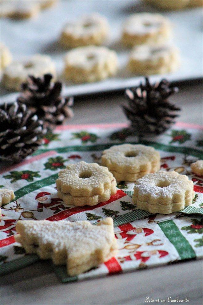 recette de biscuits, recettes sablés fondants