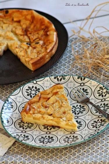 Clafoutis pommes & chocolat (4)