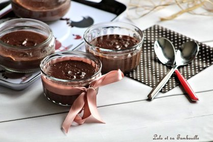 Crèmes au chocolat (6)