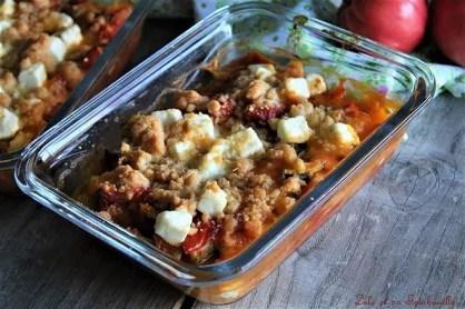 Crumbole de légumes & feta (3)