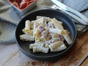Pâtes au chèvre frais & coppa (4)