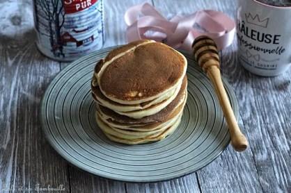 Pancakes du weekend (2)