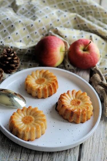 Clafoutis pommes & lait d'amande (9)