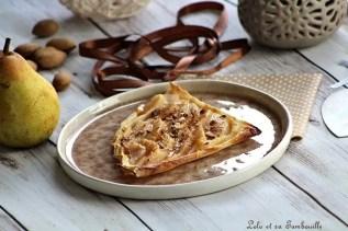 Tartelettes express aux poires (3)