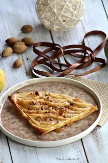 Tartelettes express aux poires (6)