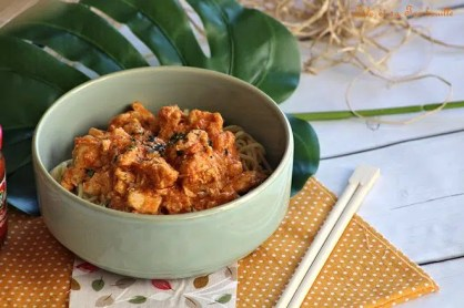 Curry de saumon épicé (2)