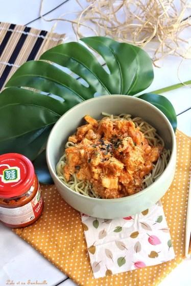Curry de saumon épicé (5)
