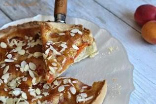 Tarte frangipane aux abricots (4)