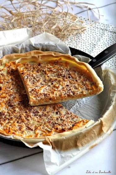 Fabuleuse tarte aux carottes (1)