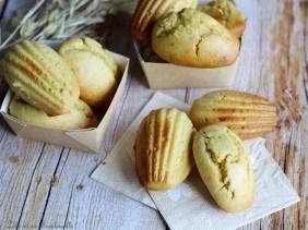 Madeleines purée d'amandes & farine de riz (2)