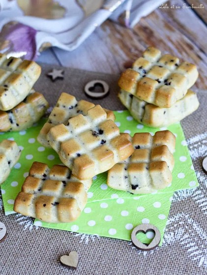 Gâteaux légers aux éclats de chocolat (3)