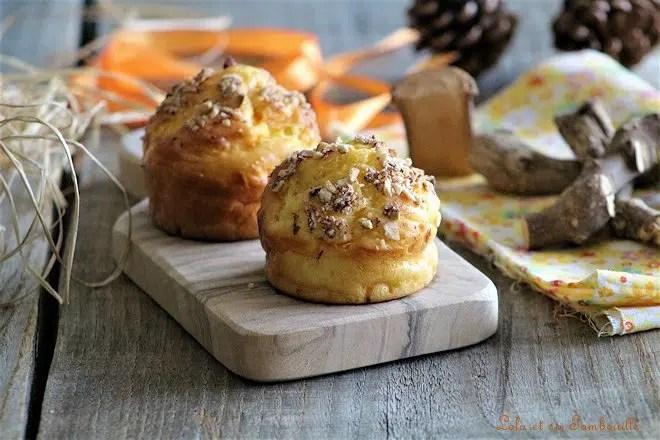 Muffins ou moelleux aux carottes