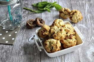 Cookies salés aux figues & parmesan (2)