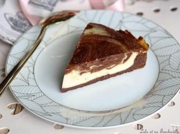 Brownie cheesecake (4)