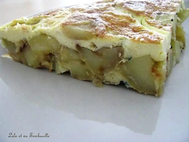 Tortilla de Micky