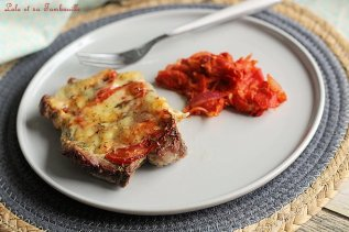Côtes de porc à la sicilienne (4)
