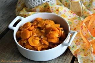 Carottes confites au miel & épices (2)
