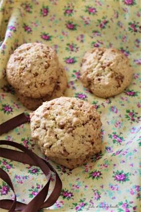 Cookies aux pépites de nougatine (1)