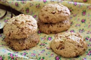 Cookies aux pépites de nougatine (6)