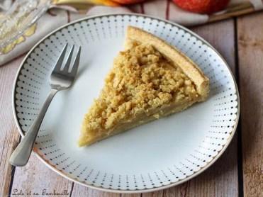 Tarte crumble aux pommes (5)