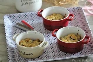 Crumbles aux poires (3)