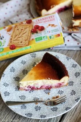 Gâteau au fromage blanc & framboises (3)