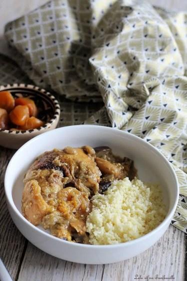 Tajine de poulet aux aubergines 2(9)