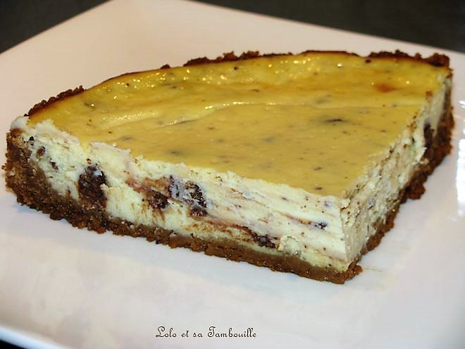 Cheesecake au fromage frais