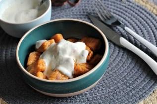 Gnocchis à la patate douce (4)